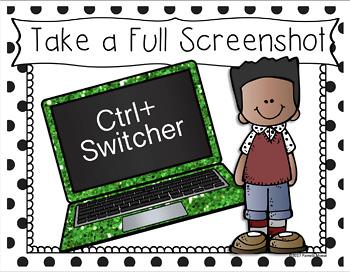 Chromebook Shortcut Posters - Nerdlettes Edition