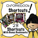 Chromebook Shortcuts - Kidlettes Edition!