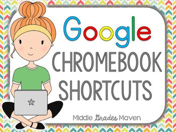 Chromebook Shortcuts (Google)