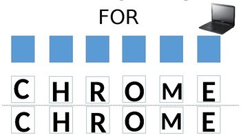 Chromebook Token Board