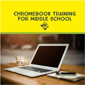 Chromebook Basics for Middle School