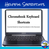 Chromebooks Shortcuts - Keyboard Shortcuts PowerPoint