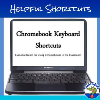 Chromebooks: Keyboard Shortcuts