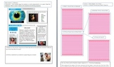 Chronicles of Narnia: Lion, Witch, & Wardrobe ELA Common Core Unit Study 141 pgs
