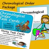 Chronological Order Bundle