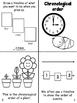 Chronological Order-English and Spanish