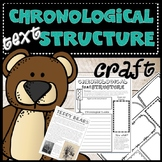 Chronological Text Structure Activity With Passages - History of the Teddy Bear
