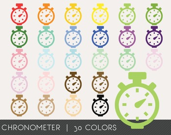 Chronometer Digital Clipart, Chronometer Graphics, Chronom