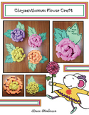 Chrysanthemum Activities: Chrysanthemum Flower Craft: Great For Mother's Day Too