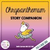Chrysanthemum Story Companion - Print + Google Slides