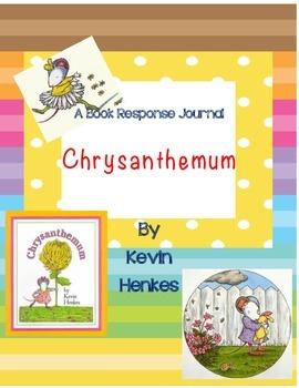 Chrysanthemum - A Complete Book Response Journal