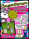 Chrysanthemum- A Comprehension and Craftivity Unit for Back to School!