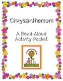Chrysanthemum Activity Packet