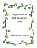 Chrysanthemum Book Companion Guide Kevin Henkes