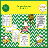 Chrysanthemum Book Unit