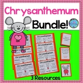 Chrysanthemum Activities  Book Companion Bundle!