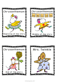Chrysanthemum Character Traits Game