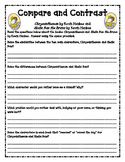 Chrysanthemum Compare and Contrast Worksheets
