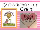 Chrysanthemum Craft and Printables