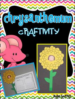 Chrysanthemum Craftivity