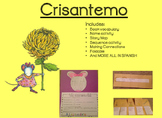 Chrysanthemum Crisantemo Activity Bundle