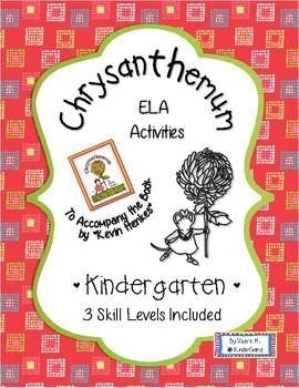 Chrysanthemum ELA Activities & Craft