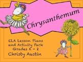 Chrysanthemum ELA Activity Pack