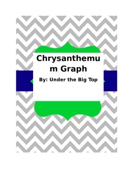 Chrysanthemum Graphing Worksheet