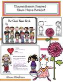 Chrysanthemum Activities: Chrysanthemum-Inspired Class Nam