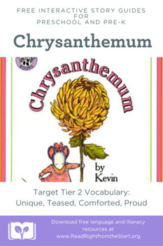 Chrysanthemum Interactive Story Guide