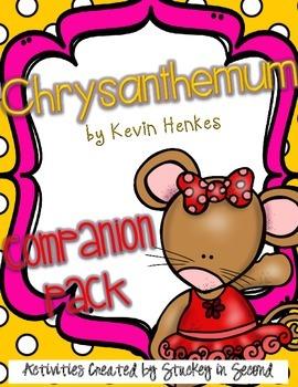 Chrysanthemum Kevin Henkes {Companion Pack}