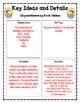 Chrysanthemum Key Ideas and Details Worksheet
