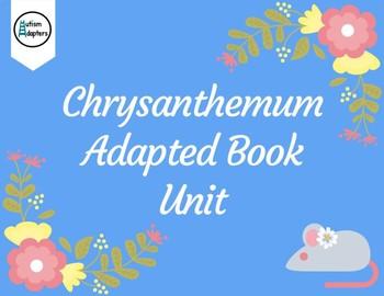 Chrysanthemum Leveled Adapted Book Unit