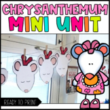 Chrysanthemum Mini Unit & Craftivity