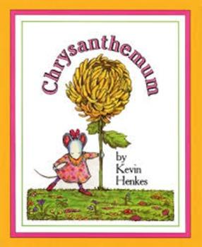 Chrysanthemum Name Graph
