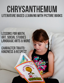 Chrysanthemum Picture Book Study - Kindness Character Trai