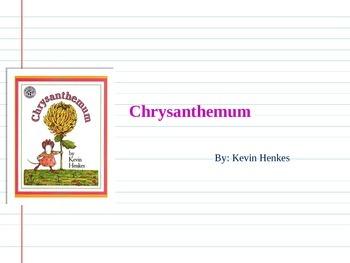 Chrysanthemum PowerPoint