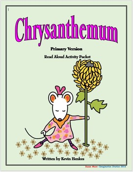 Chrysanthemum Primary Activity Packet