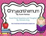 Chrysanthemum Read Aloud