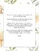 Chrysanthemum Reading Packet