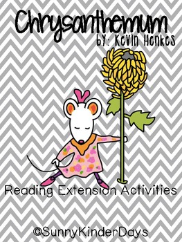 Chrysanthemum Reading Unit