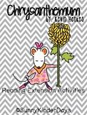 Chrysanthemum Reading Unit
