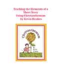 Chrysanthemum!  Teaching the Elements of a Short Story