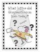 Chrysanthemum Activities: Name Craft + Worksheets & Games