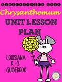 Chrysanthemum Unit Lesson Plan for Louisiana K-2 Guidebook