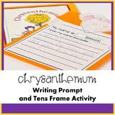 Chrysanthemum: Writing & Math Back To School Activities