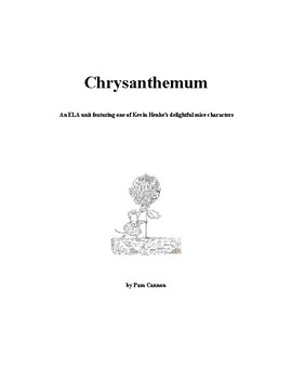 Chrysanthemum - an ELA unit