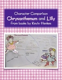 Chrysanthemum and Lilly Character Comparison