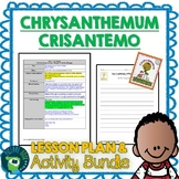 Chrysanthemum by Kevin Henkes Lesson Plan and Activities