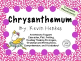 Chrysanthemum by Kevin Henkes:  A Complete Literature Study!